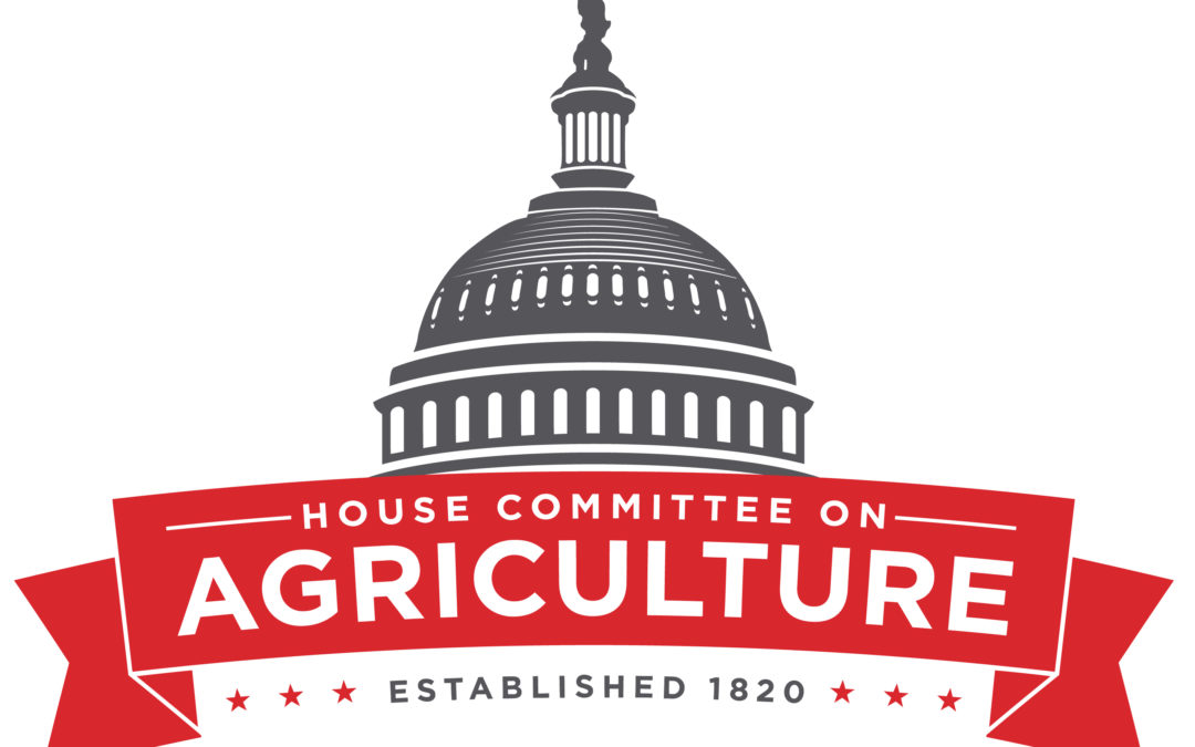 COMMITTEE APPROVED: House Ag Committee Advances Agriculture and Nutrition Act