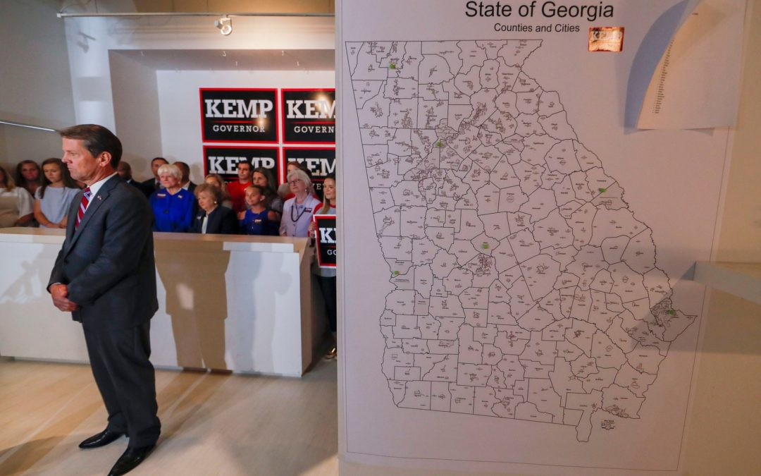 Georgia County Rejects Plan to Close 7 Polling Places in Majority-Black Area Image